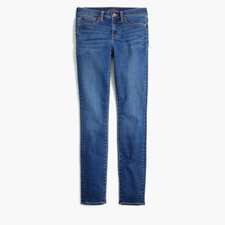 "J.Crew 8"" midrise skinny jean in Rockaway wash with 26"" inseam"