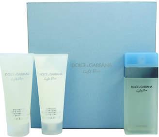 Dolce & Gabbana Light Blue 3Pc Gift Set