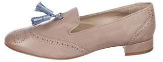 AGL Brogue Tassel Loafers w/ Tags