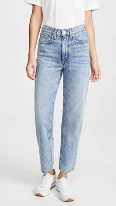 BHLDN Vintage Straight Jeans