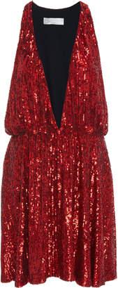 Caroline Constas Mina Plunge Dress