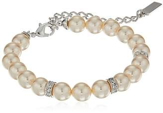 Nina Spring 17 Pearl Crystals Bracelet