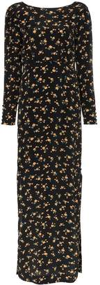 By Ti Mo byTiMo maxi floral print dress