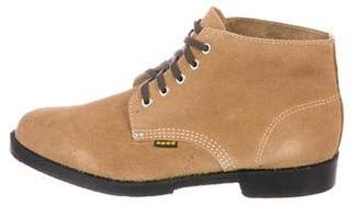Mark McNairy New Amsterdam Suede Ankle Boots