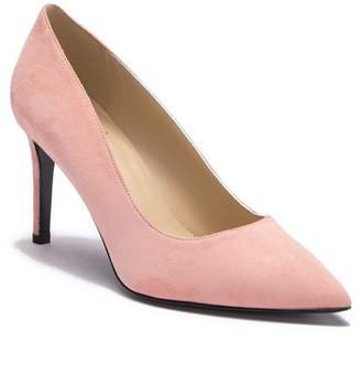 Bruno Magli M by Milan Suede Pointed Toe Pump