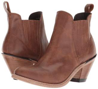 Old West Boots Gored Ankle Boot Cowboy Boots