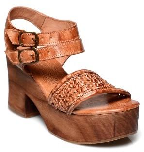 Women's Bed Stu Kenya Platform Sandal $164.95 thestylecure.com