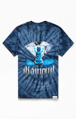 Diamond Supply Co. Apparition Tie-Dyed T-Shirt