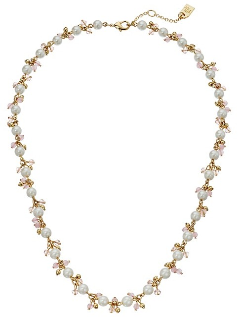 Lauren Ralph LaurenLAUREN Ralph Lauren - Two Dozen Roses 18 in Shakey Collar Necklace Necklace