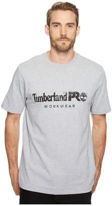 Timberland Cotton Core Short Sleeve T-Shirt Men's T Shirt