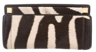 Devi Kroell Ponyhair Madison Clutch