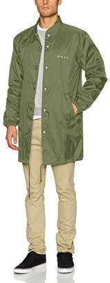 Obey Men's Novel Trench Jacket
