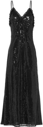 Miu Miu sequinned dress