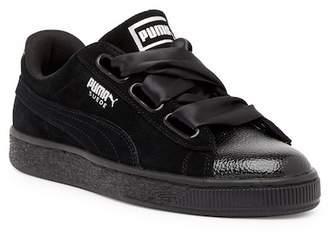 Puma Heart Bubble Suede Sneaker