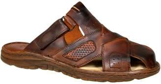 Buffalo David Bitton Lukpol Mens Genuine Leather Closed Toe Sandals Model 868
