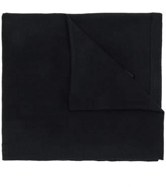 Iceberg logo patch scarf