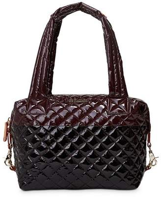 MZ Wallace Medium Lacquer Sutton Tote