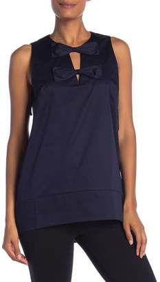 Ted Baker Double Bow Front A Line Top