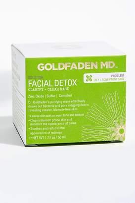 Goldfaden Md Detox Mask