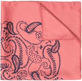 Margaret Howell paisley print bandanna