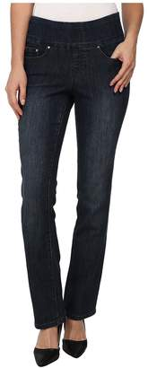 Jag Jeans Paley Pull-On Boot Short Inseam in Blue Shadow Women's Jeans