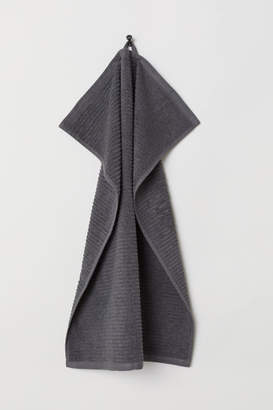 H&M Hand Towel - Gray