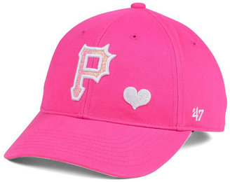 '47 Brand Girls' Pittsburgh Pirates Sugar Sweet Mvp Cap $17.99 thestylecure.com