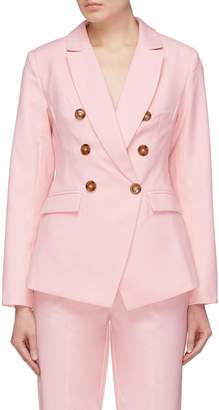 C/Meo Collective 'Definitive' double breasted suiting blazer