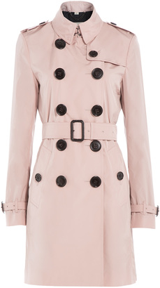 Burberry London Trench Coat $1,390 thestylecure.com
