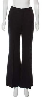 Bouchra Jarrar Wide-Leg Wool Pants