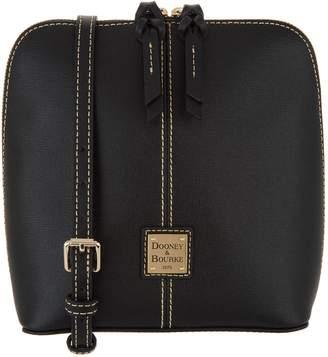 Dooney & Bourke Saffiano Leather Crossbody Handbag -Trixie