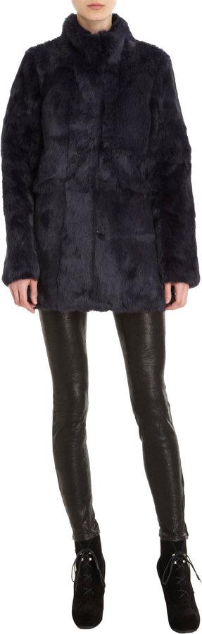 Funktional Fur Coat