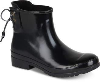 Sperry Women Walker Turf Rain Booties Women Shoes