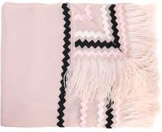 Janavi boho cashmere scarf