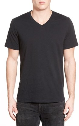 Men's The Rail Slub Cotton V-Neck T-Shirt $22 thestylecure.com