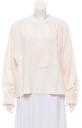 See by Chloe Lace Dolman Sleeve Top w/ Tags