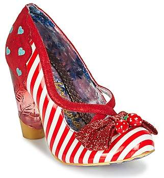 dd8a4295246 Irregular Choice Shoes Sale Red - ShopStyle UK