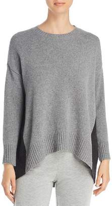 Eileen Fisher High Low Hem Sweater