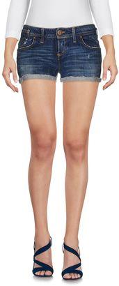 CYCLE Denim shorts $120 thestylecure.com