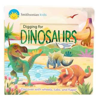 COTTAGE DOOR PRESS Smithsonian Kids: Digging for Dinosaurs Book