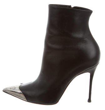 Christian Louboutin Christian Louboutin Calamijane 100 Ankle Boots