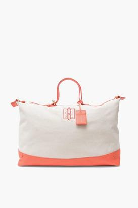 Neely & Chloe No. 21 Coral Weekender $298 thestylecure.com