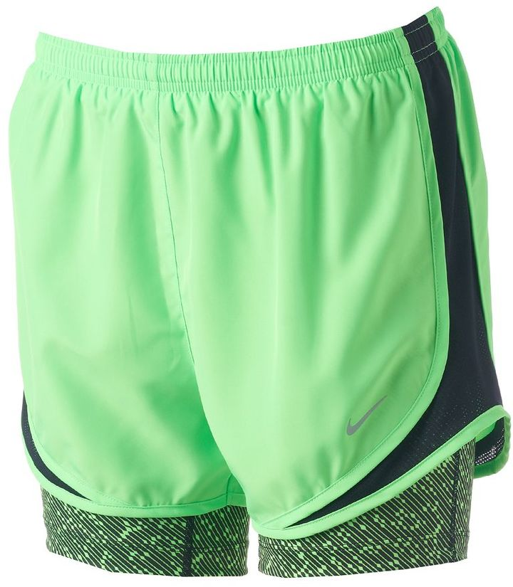 Women's Nike Dri-FIT Tempo 2-in-1 Workout Shorts