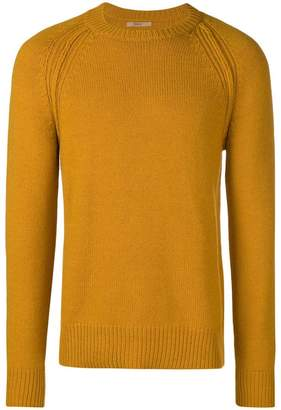 Nuur crew neck knitted sweater