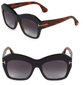 Tom Ford Classic 54MM Square Sunglasses