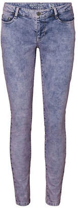 Noisy May Acid Washed Skinny Jeans