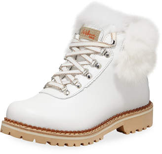 372d7c3e854e3 Fur Hiking Boots - ShopStyle Canada