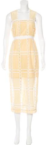Alice McCallAlice McCall Lace Sheath Dress