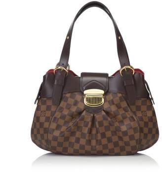 Louis Vuitton Vintage Damier Ebene Sistina Pm