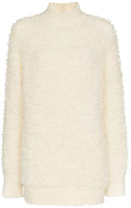 Marni Virgin wool high neck sweater